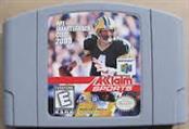 NINTENDO Nintendo 64 64 NFL QUARTERBACK CLUB 1999